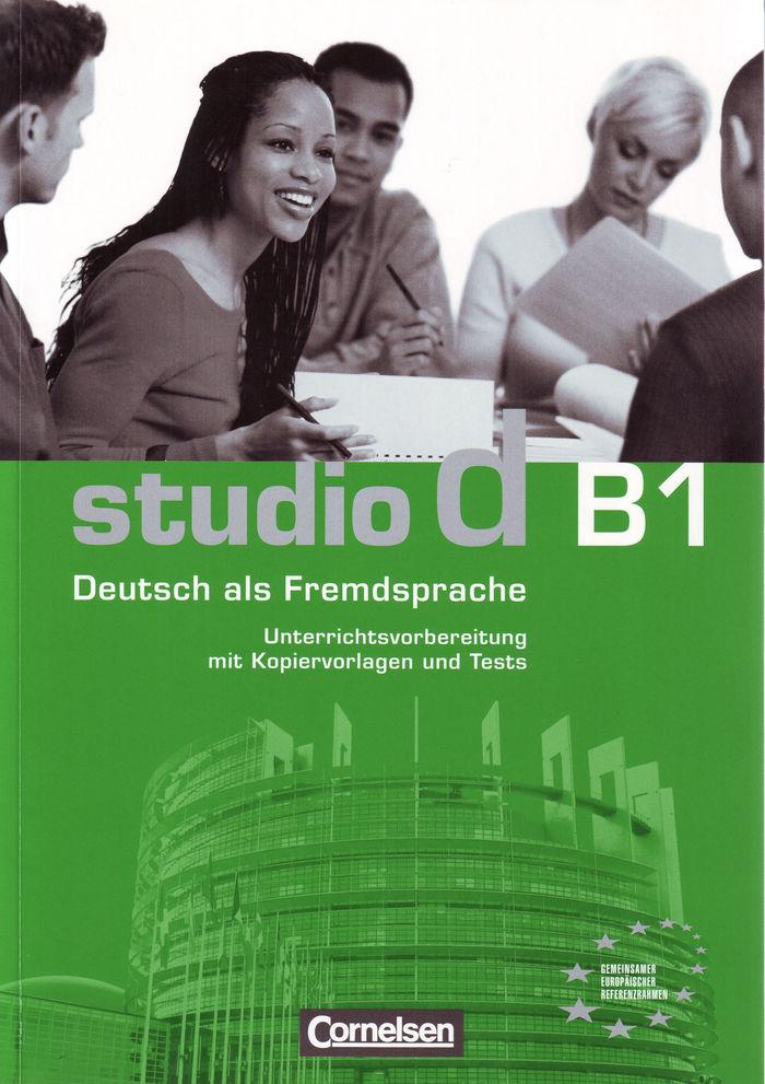 Studio d b1 libro profesor