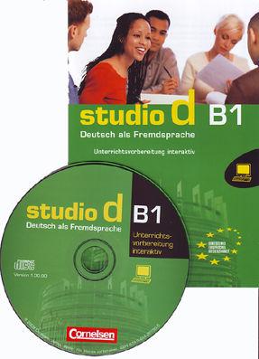 Studio d b1 profesor cd