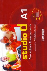 Studio d a1 vocabulario