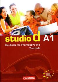 Studio d a1 testheft