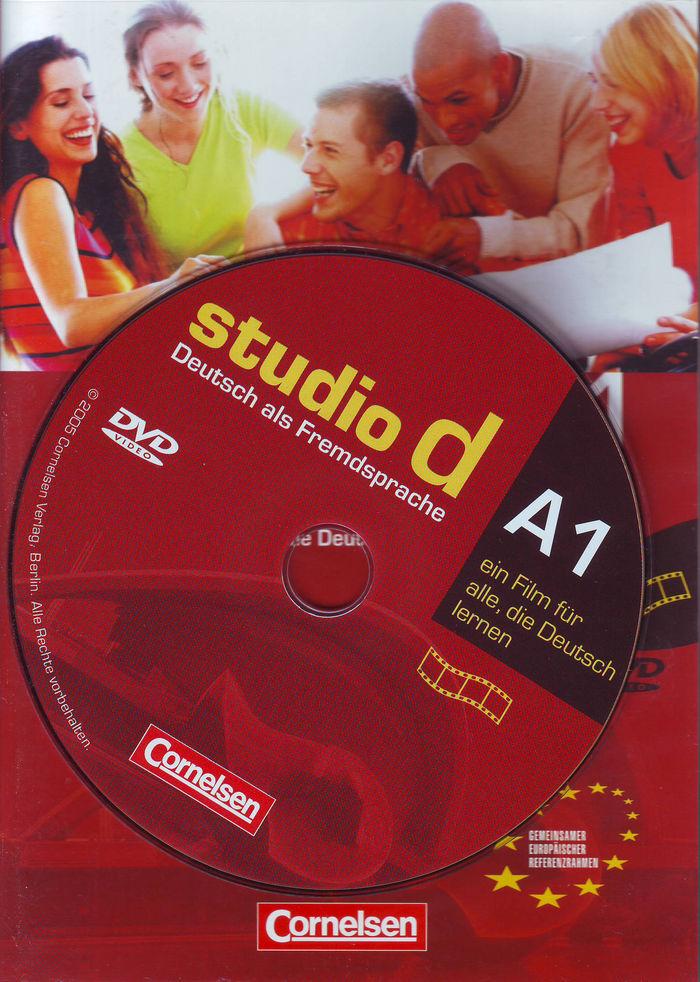 Studio d a1 dvd