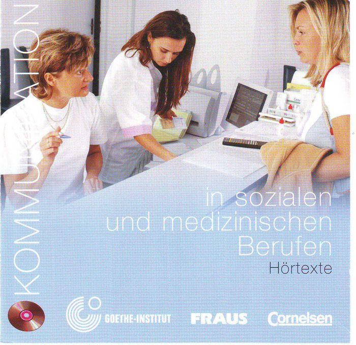 Kommunikation in soz. und medizinischen cd