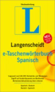Lang dicc moderno aleman-español cd-rom