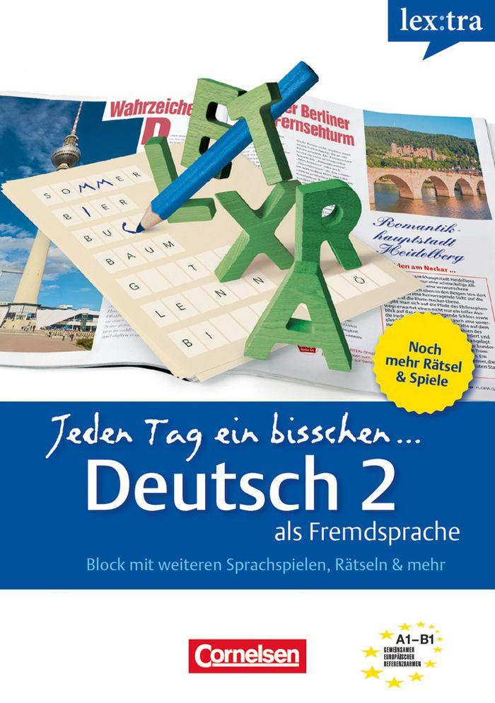 Lextra jeden tab ein bisschen deutsch 2