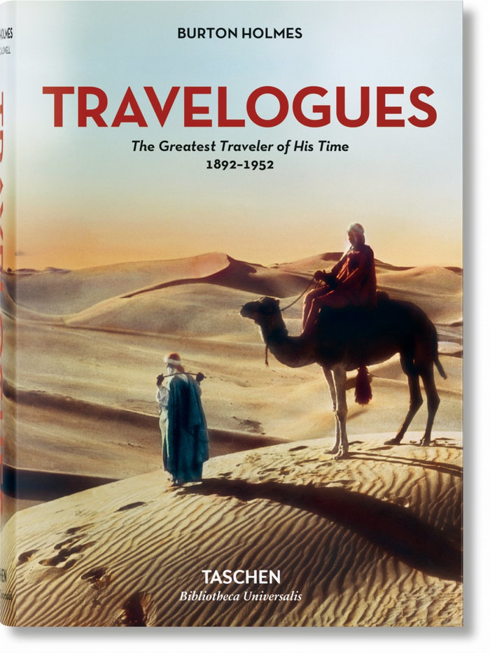 Travelogues the greatest traveler of his time (in)