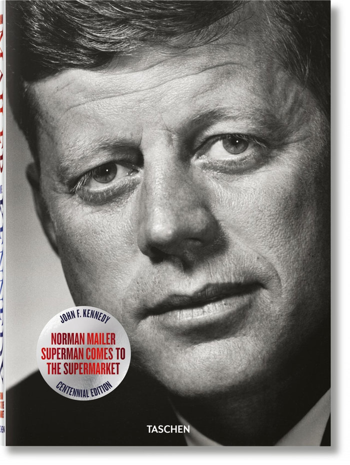 Norman mailer jfk superman comes to the supermarket (in)