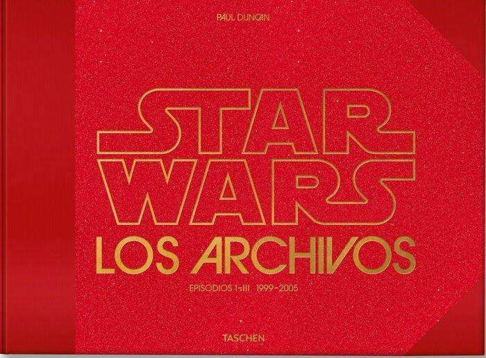 Archivos de star wars 1999 2005,los