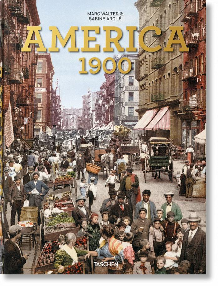 America 1900 (in/fr/al)