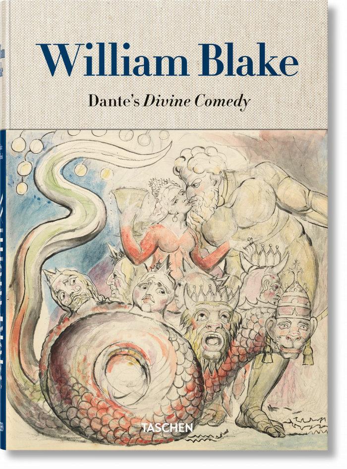 William blake la divina comedia de dante (e)