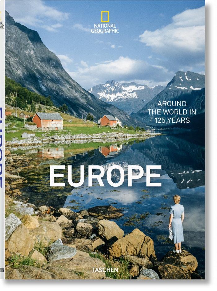 125 national geographic europa retrato de un continente