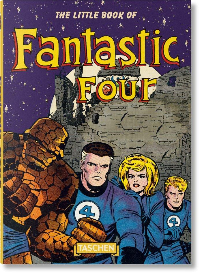 Marvel fantastic four (in)