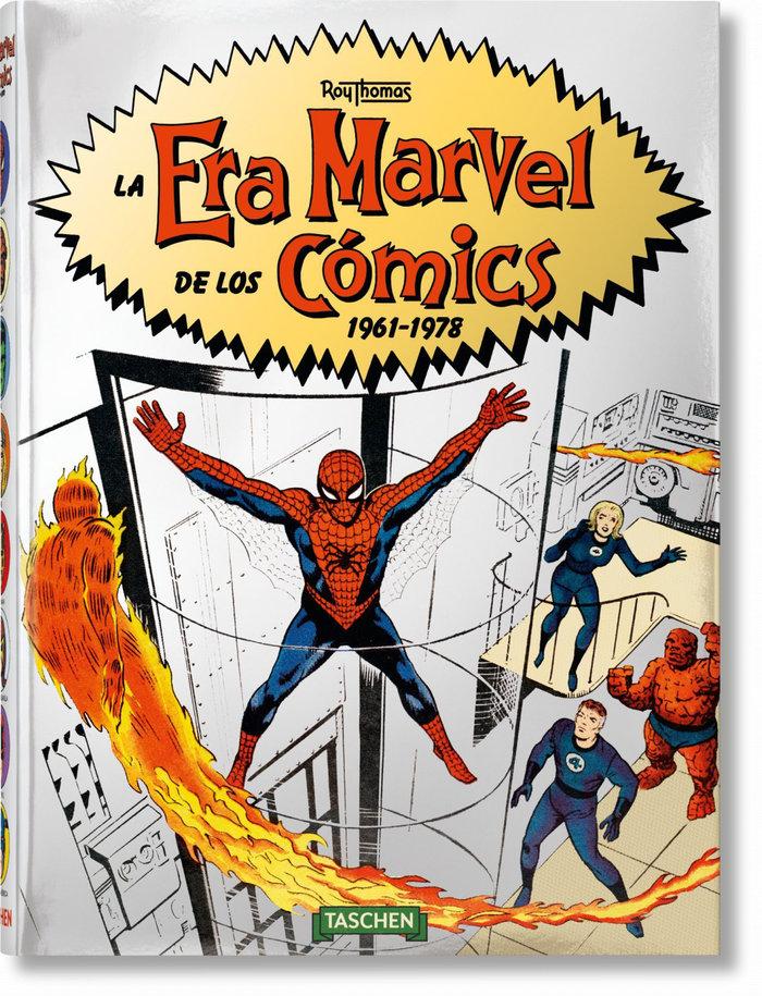 Era marvel de los comics 1961 1978 (es)