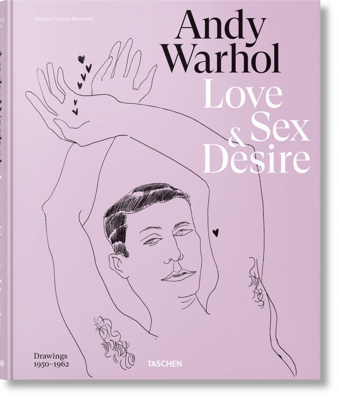 Andy warhol love sex and desire drawings 1950 1962