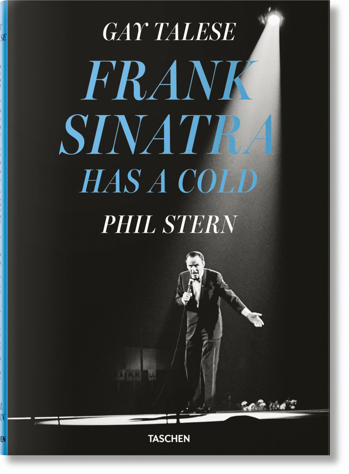 Gay talese phil stern frank sinatra has a cold
