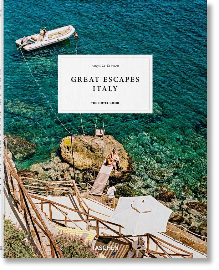 Great escapes italy the hotel book