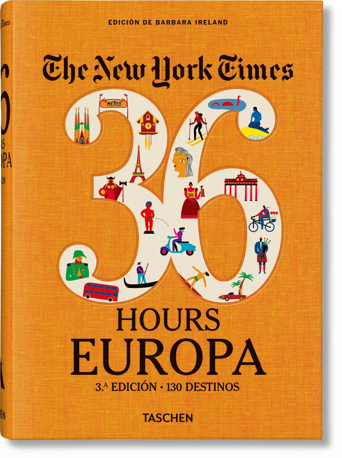 New york times 36 hours europa (es)