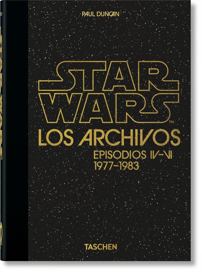 Archivos de star wars 1977 1983 40th anniversary edition