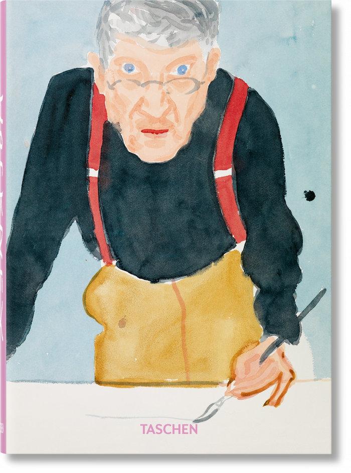 David hockney 40th anniversary edition