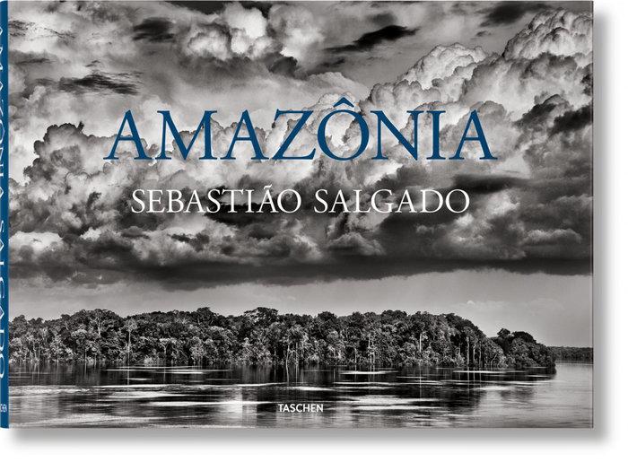 Sebastiao salgado amazonia