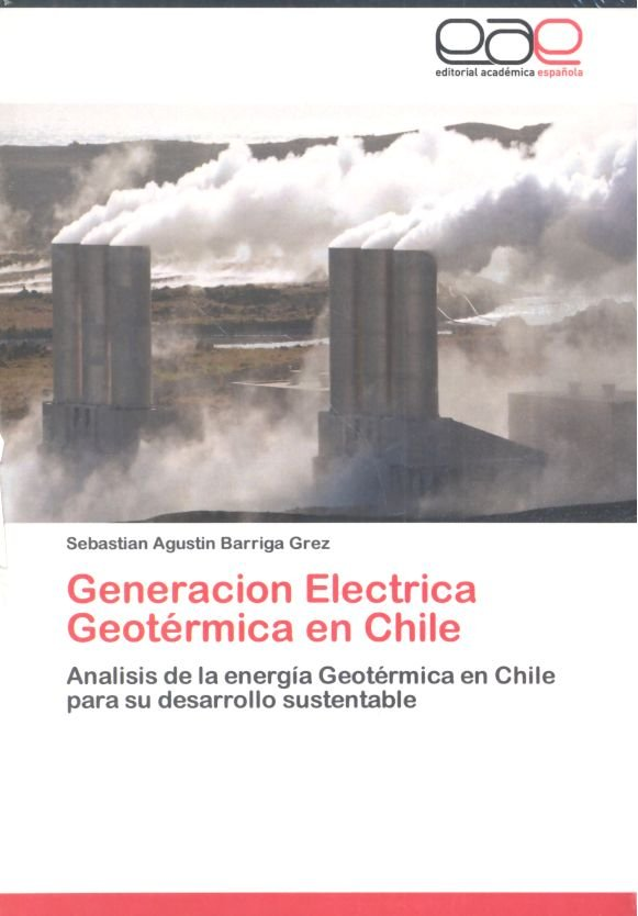 Generacion electrica geotermica en chile