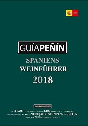 Guia peñin spaniens weinfuhrer 2018