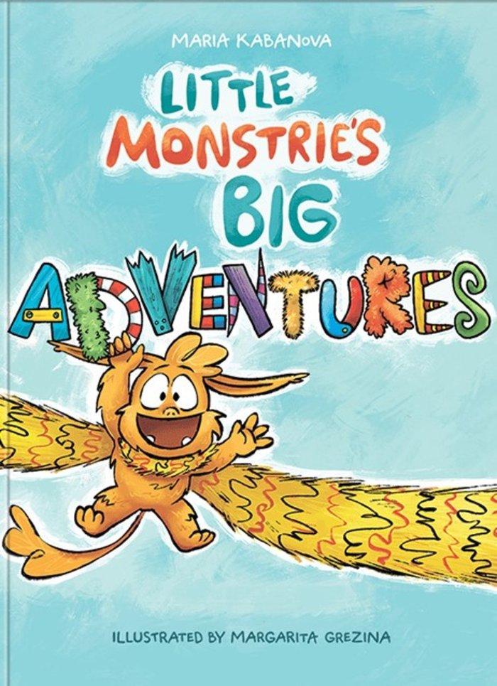 Little monstrie´s big adventures