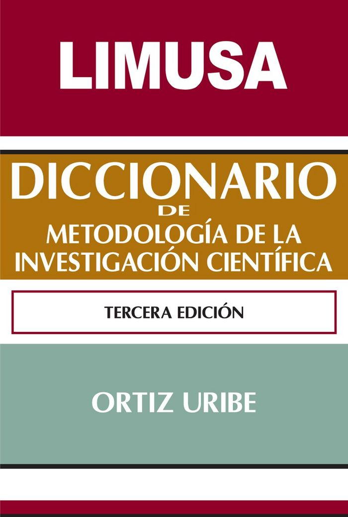 Diccionario de metodologia de la investigacion cientifica