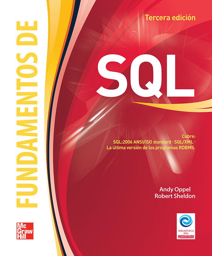 Fundamentos de sql 3 ed