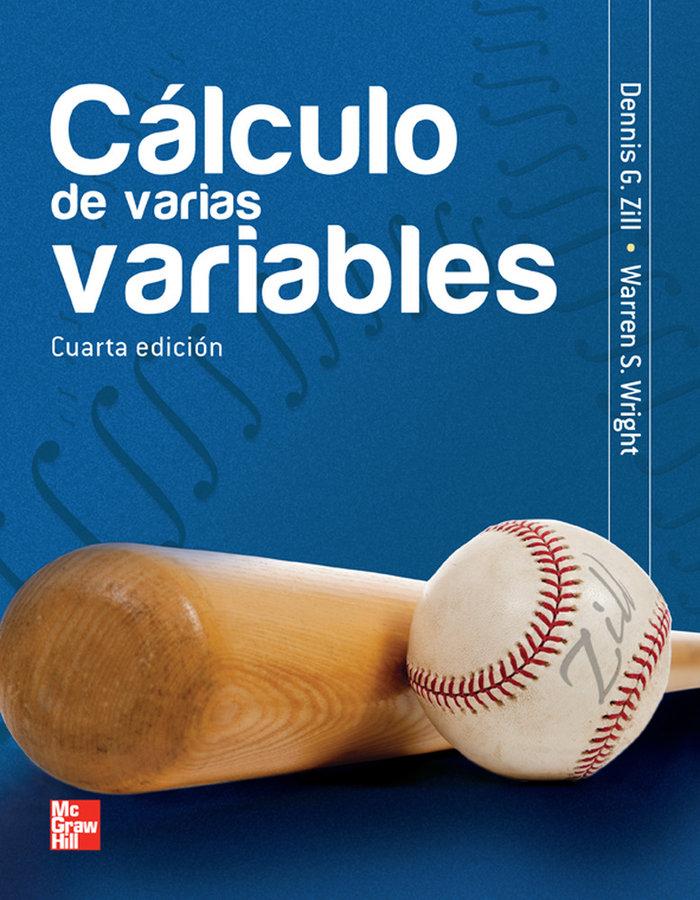 Calculo de varias variables 4ªed