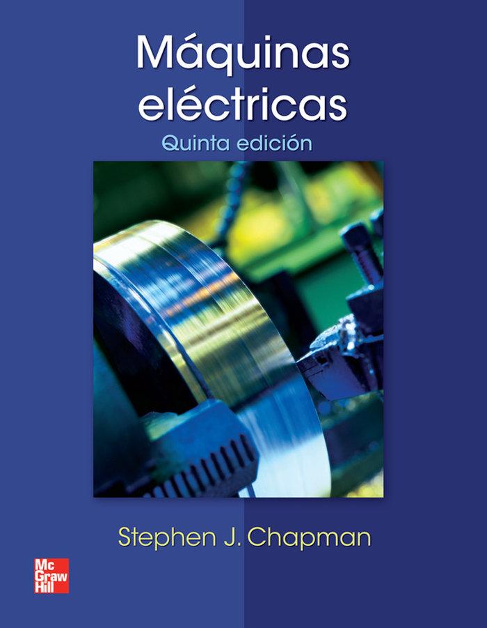 Maquinas electricas 5ª