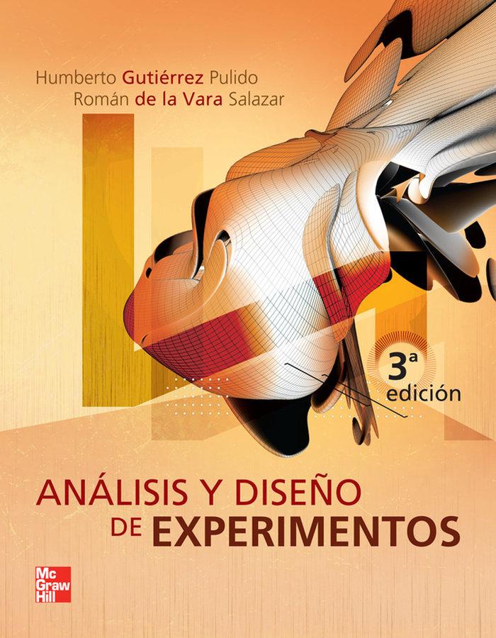 Analisis y diseño de experimentos 3ª