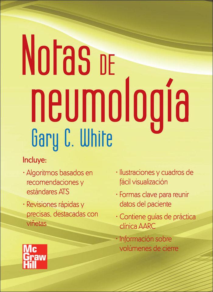 Notal de neumologia