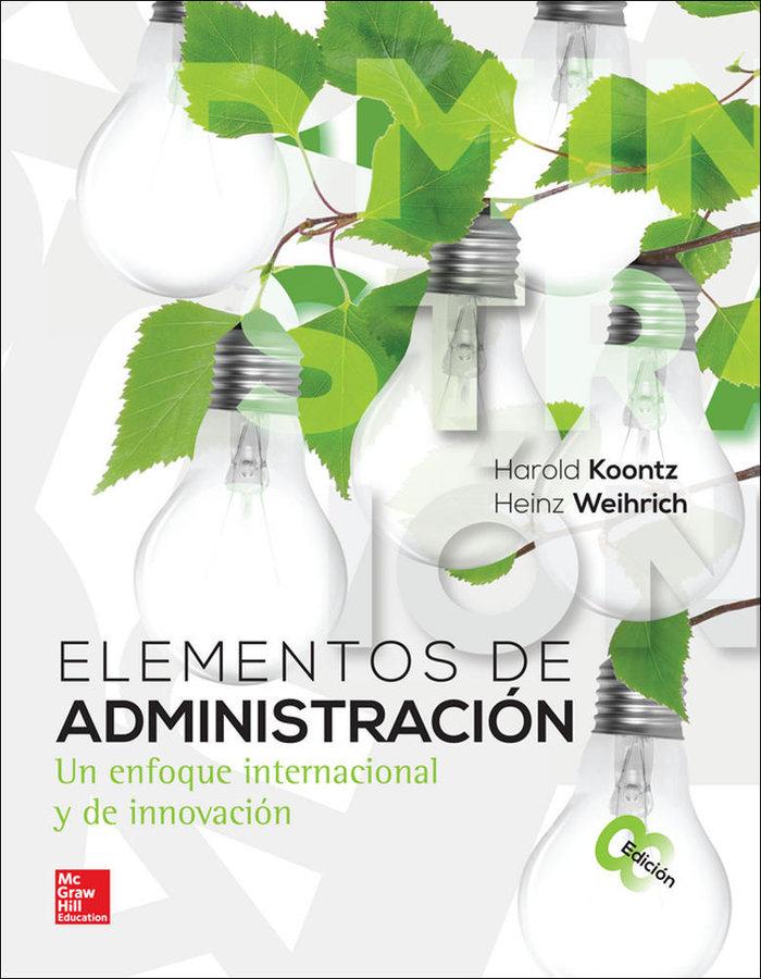 Elementos administracion 8ªed.