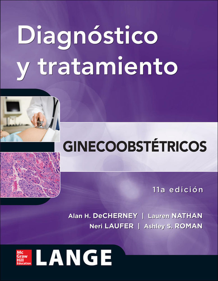Diagnostico y tratamiento ginecoobtetricos 11ªed