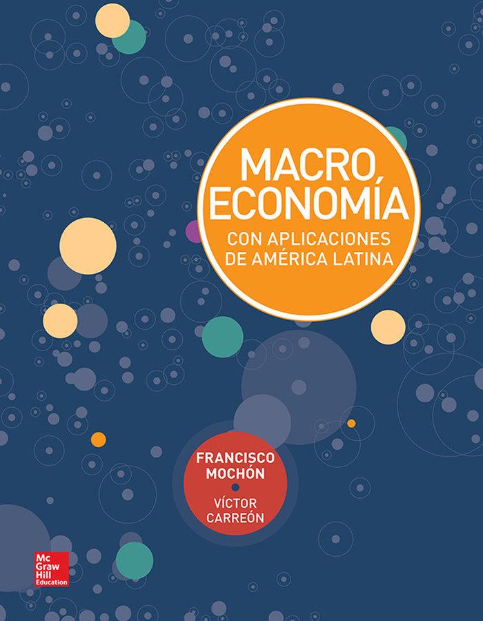 Macroeconomia con aplicaciones de america latina