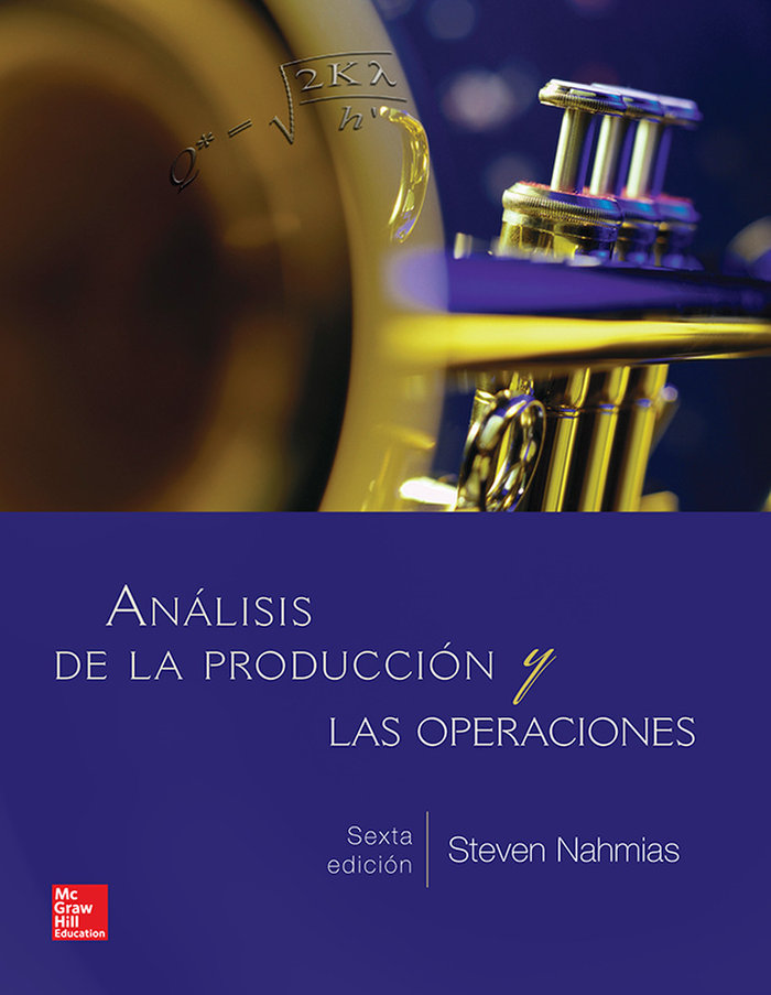Analisis de la produccion y las operaciones