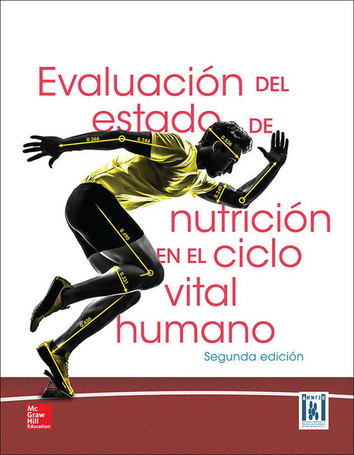 Evaluacion estado de nutricion en ciclo vital humano 2ºed