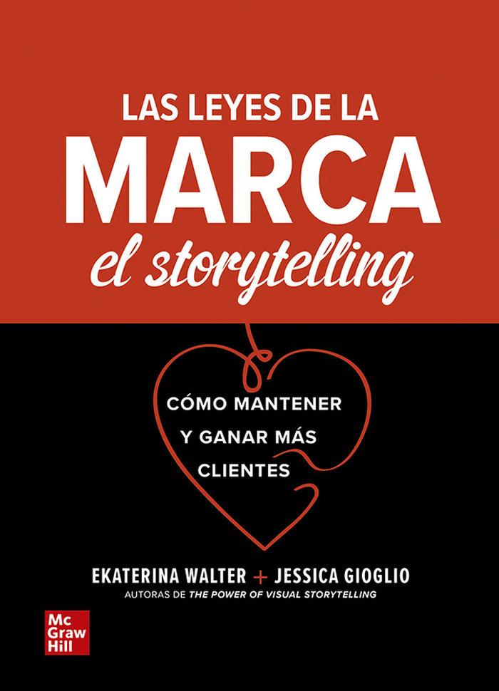 Las leyes de la marca el storytelling