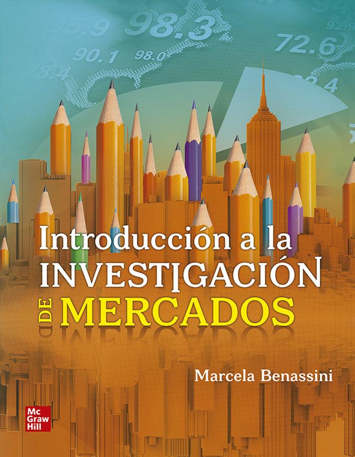 Introduccion a la investigacion de mercados