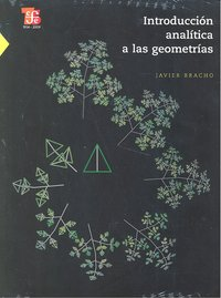 Introduccion analitica a las geometrias