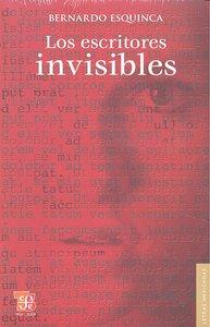 Escritores invisibles,los
