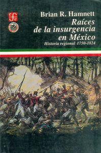 Raices de la insurgencia en mexico