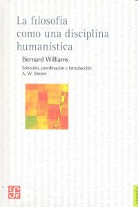 Filosofia como disciplina humanistica,la