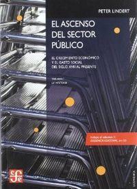 Ascenso del sector publico,el i + cd crecimiento economico