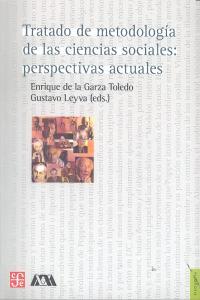 Tratado metodologia ciencias sociales perspectivas actuales