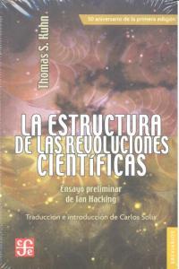 Estructura de las revoluciones cientificas,la