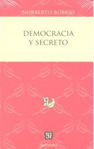 Democracia y secreto