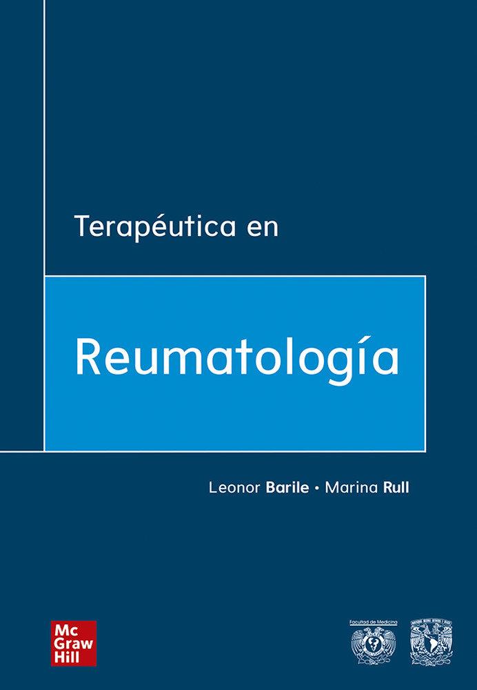 Terapeutica en reumatologia