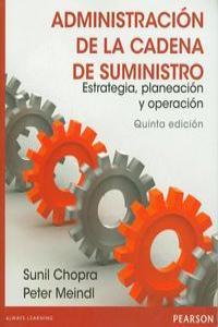 Administracion de la cadena de suministro 5ª ed