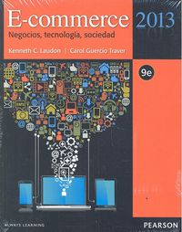 E-commerce 2013 negocios tecnologia sociedad